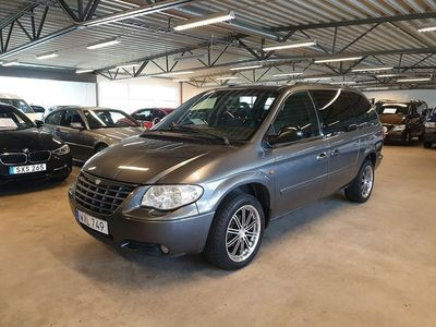 begagnad Chrysler Grand Voyager 2.8 TOW & GO 7-sits 15 -05