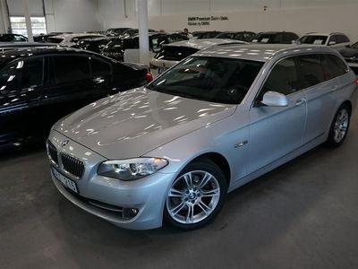 begagnad BMW 520 d Touring Automat Dragkrok HiFi