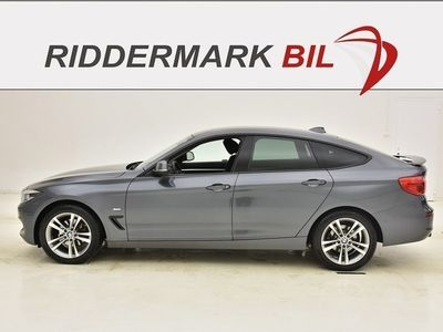 gebraucht BMW 320 Gran Turismo d xDrive LCI Sportline LED HiFi Drag 2017, Sedan 254 800 kr