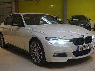 begagnad BMW 320 d xDrive Sedan M-sport Navi