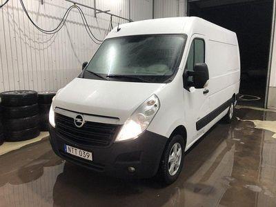 begagnad Opel Movano