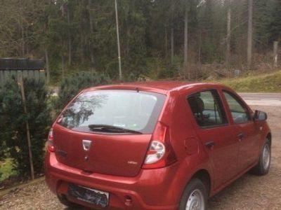 begagnad Dacia Sandero -10