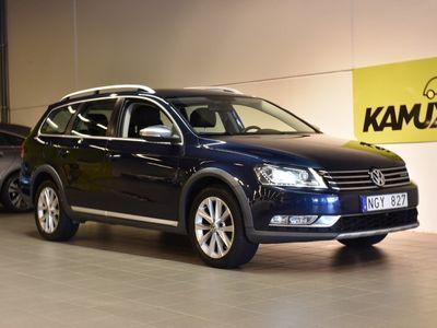 begagnad VW Passat Alltrack 2.0TDI 177hk 4M Premium