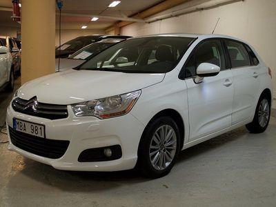 begagnad Citroën C4 1,6 HDI, Nyserv, 3942 mil