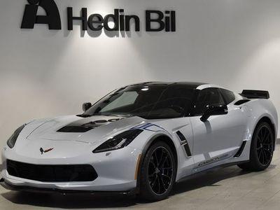 brugt Chevrolet Corvette COUPE GS 6.2 V8 AT 2018, Personbil 999 000 kr