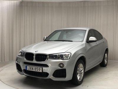 begagnad BMW X4 M- Sport XDrive 20D
