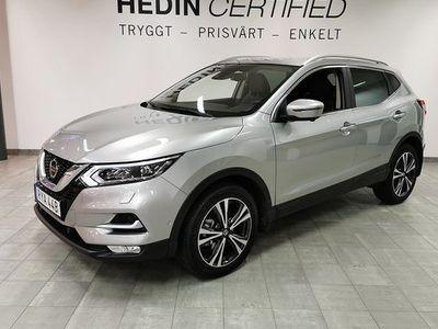 begagnad Nissan Qashqai DIG-T 160 TEKNA till företag 2020, SUV 244 900 kr