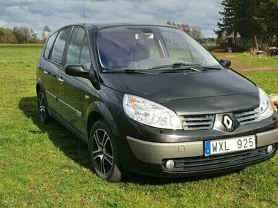 begagnad Renault Mégane JMSCENIC