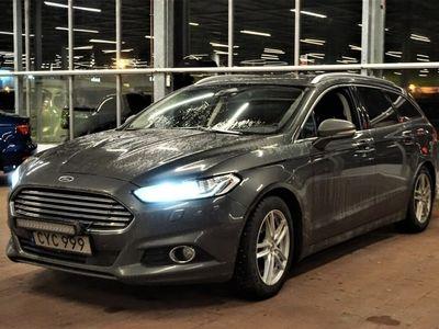 begagnad Ford Mondeo 2.0 TDCi Business D-värm Drag Aut 150hk