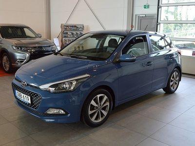 begagnad Hyundai i20 1.4 Premium 5D
