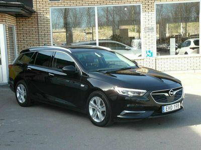 begagnad Opel Insignia Business ST 2.0 CDTI AT8 170hk Euro 6 Se spec