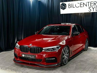 begagnad BMW 530 530 i xDrive Sedan G30 (252hk)