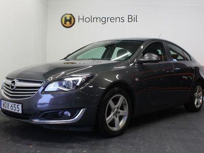 brugt Opel Insignia Drive 5D 2.0 CDTI 4x4 /170 hk