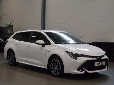 begagnad Toyota Corolla Hybrid 180HK Style 1900Mil S&V-Hjul