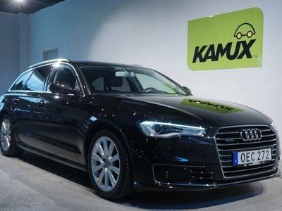 brugt Audi A6 3.0 TDI Q S-line D-värm Drag S-tronic 218hk