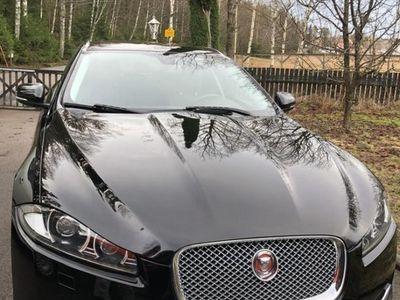 begagnad Jaguar XF Sportbrake 2.2 SUPERBILLIG