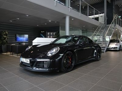 begagnad Porsche 911 Carrera 911 4 GTS 2018, Sportkupé 1 185 000 kr