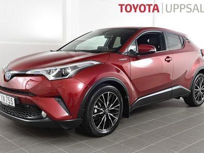 used Toyota C-HR 1,8 Elhybrid X-edition JBL M&K