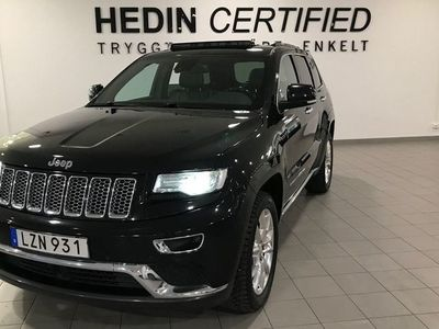 begagnad Jeep Grand Cherokee 3.0 V6 CRD 4WD Automatisk, 250hk, 2015