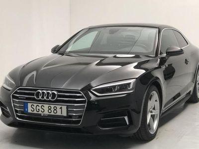 begagnad Audi A5 2.0 TDI Coupé quattro