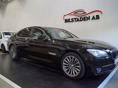 begagnad BMW 740 d *Se UTR* Svesnk