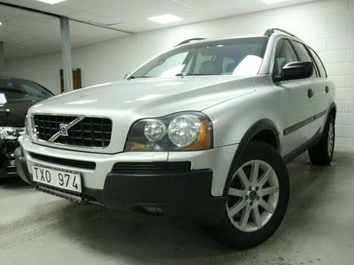 begagnad Volvo XC90 2.5T AWD Automat 7-sits Pekskärm Skinn 2003, SUV Pris 59 800 kr