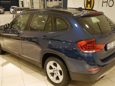 begagnad BMW X1 xDrive18d, E84 Sportline Automat Navi