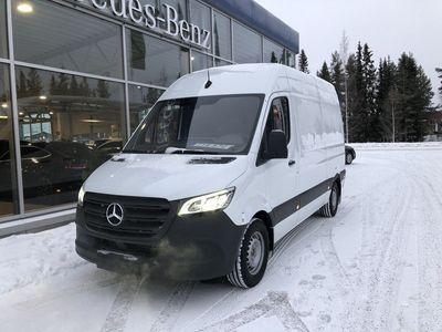begagnad Mercedes Sprinter 319 CDI Skåpbil Panel Van