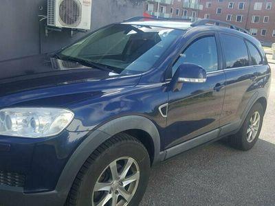 begagnad Chevrolet Captiva diesel
