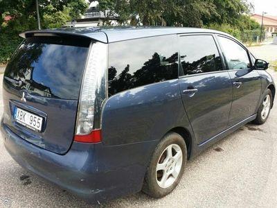 brugt Mitsubishi Grandis 7 sit -05