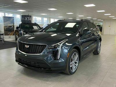 begagnad Cadillac XT4 Sport AWD 2.0 350T INKL Serviceavtal