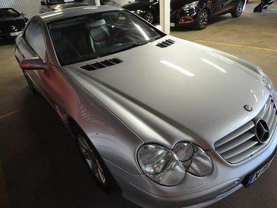 begagnad Mercedes SL500 7G-Tronic 306hk Svensk s