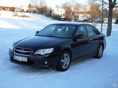 brugt Subaru Legacy 2,0 R Sedan 150hk Aut