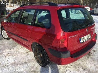 begagnad Peugeot 307 XR 1,6 KOMBI -03