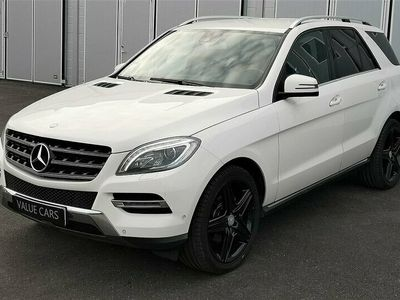 begagnad Mercedes ML350 BlueTEC 4MATIC 7G-Tronic Euro 6 258hk