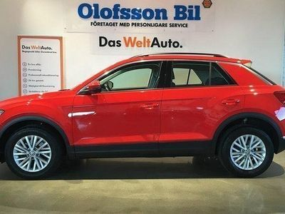 begagnad VW T-Roc 1.0 TSI APP-CONNECT 2018, Personbil 199 000 kr