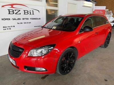 begagnad Opel Insignia Sports Tourer 2.0 BiTurbo CDTI
