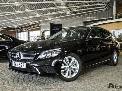 begagnad Mercedes C220 D Kombi Vinterpaket Kombipaket - DEMO