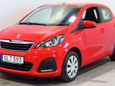 begagnad Peugeot 108 Active 1.0 VTi 68hk
