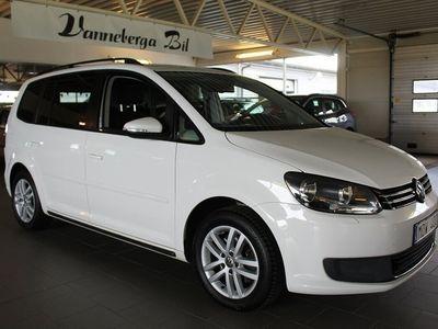 begagnad VW Touran 2.0 TDI 140hk -12