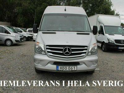 begagnad Mercedes Sprinter 316 BlueTEC Skåpbil 316CDI Auto Webasto*