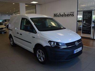 begagnad VW Caddy SKÅP EU6 TDI 102HK