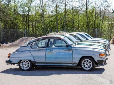 begagnad Saab 96 Super v4 Sista året -80