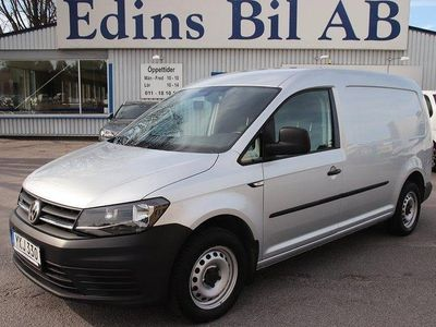 begagnad VW Caddy Maxi 1.4 TGI CNG Drag/Eu6 11