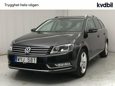 begagnad VW Passat 1.4 TSI EcoFuel Variant Premium, Pano