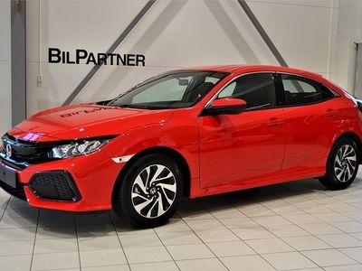 begagnad Honda Civic 1.0 Comfort 129hk *Super Kampanj*