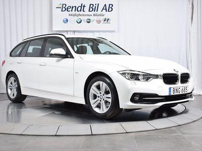 gebraucht BMW 318 d Connected Edition