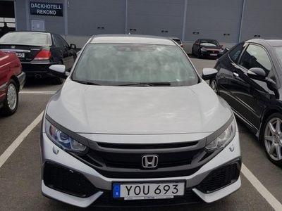 begagnad Honda Civic 5-dörrar 1.6