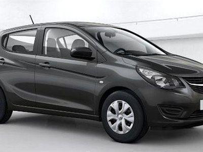begagnad Opel Karl Enjoy 1.0 /75hk Intellilink Apple carplay