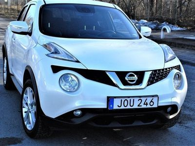 käytetty Nissan Juke 1.2 DIG-T Euro 6.Keyless,Kamkedja.